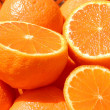 炭酸オレンジフェイシャル